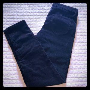 Joe Fresh Black Corduroy Pants